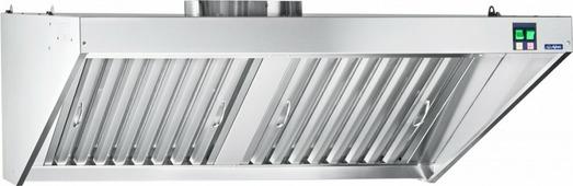 Вытяжной зонт ABAT ЗВЭ-900-2П