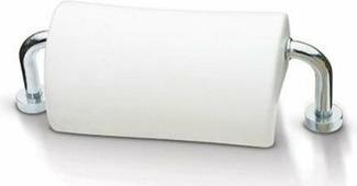 Подголовник для ванны Triton на ножках белый белый