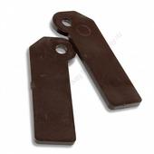 Заготовка, магнитный ключ (пластмасса)