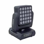 Involight MH MATRIX25 - LED вращающаяся голова Matrix, 25x12 Вт RGBW 4в1