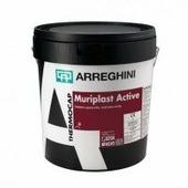 Штукатурка декоративная акриловая Cap Arreghini Muriplast Active Incolore белая, 23,5 кг