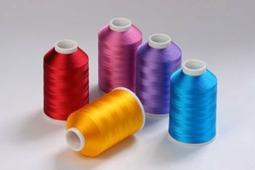 Швейные скорняжные нитки Arianna VEGA 183 цветные