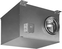 Шумоизолированный канальный вентилятор Shuft ICFE 400 VIM