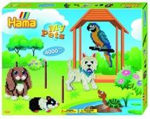 Мозаика Hama Домашние животные