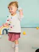 Электронная выкройка Burda - Пуловер для девочки №6