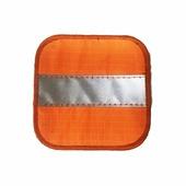 Патч сигнальный Оранжевый (90х90 мм)