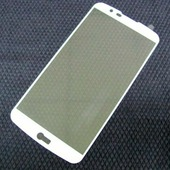 для LG K10 Защитное стекло Ainy Full Screen Cover 2,5D 0,33 мм белое