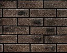 Декоративный искусственный камень РокСтоун Кирпич Муранский 2209п, Шоколад