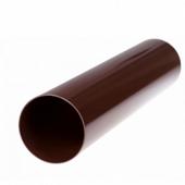 Труба водосточная Profil 90 D-75, Коричневый