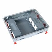 Суппорты для вертикальной установки фиксированные стандартное исполнение 2х6 модулей. Цвет Серый. Legrand (Легранд). 088024