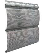 Сайдинг наружный виниловый Ю-пласт Timberblock Дуб серебристый