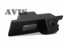 AVEL CCD штатная камера заднего вида AVIS AVS321CPR (#068) для RENAULT SCENIC III (2009-...)