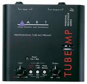 ART Tube MP Одноканальный ламповый микрофонный предусилитель, специально подобранная лампа 12AX7a в