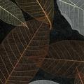 Натуральные обои Листья Прима Альмагро, 5,5х0,91 м