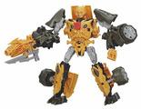 Интерактивная игрушка Hasbro Transformers Дино-воины 3 в 1