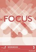 "Marta Uminska, Patricia Reilly ""Focus 3 Workbook"""
