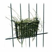 Кормушка для сена TRIXIE металл 8*6*5см