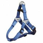 Шлея TRIXIE для собак Premium Harness S 40-50см/15мм королевский синий