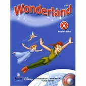 Wonderland Junior A Pupil's Book