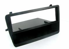 Переходная рамка для установки магнитолы Connects2 CT24HD01 - Honda Civic (2003-2006) с кондиционером (1-DIN) black