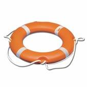 Круг спасательный из полиэтилена TREM Omologato Med 75 x 45 см 4 кг