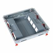 Суппорты для вертикальной установки фиксированные стандартное исполнение 2х8 модулей. Цвет Серый. Legrand (Легранд). 088025
