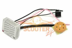 Контроллер 200-240В для фрезера Makita 3612C