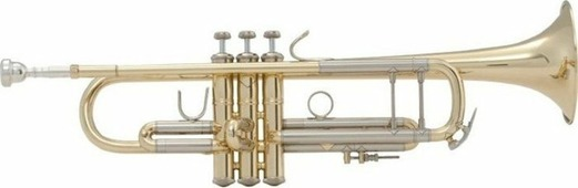 Bach 18043 Труба Bb, ML, 43 раструб, лакированная