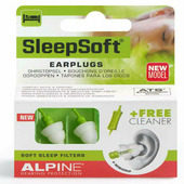 Беруши Alpine SleepSoft (1 пара)