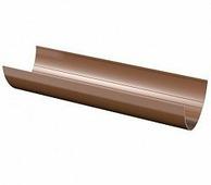 Желоб водосточный Технониколь D-125, Коричневый, 3м