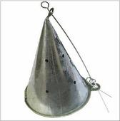 AKARA Кормушка зимняя металлическая, диаметр 70мм