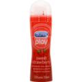 гель-лубрикант Рекитт Бенкизер (фарм. группа). Гель-лубрикант Durex Play Sweet Strawberry С ароматом клубники, 50 мл.