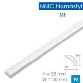 Плинтус потолочный NMC MF