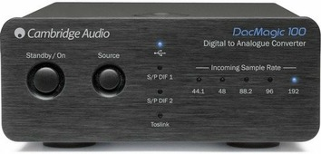 Цифро-аналоговый преобразователь Cambridge Audio DACMAGIC 100
