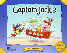 "Jill Leighton ""Captain Jack 2 Pupil's Book Pack"""