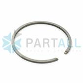 Кольцо поршневое (34 x 1,5) для Stihl FS 38/FS 55/FS 85, Oleo-Mac Sparta 25