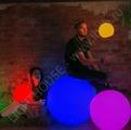 Светодиодный шар разноцветный Moonlight 20 см Accum_YM