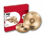 SABIAN B8X FIRST PACK (WHIS 14` HAT) набор тарелок