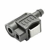 """Переходник типа """"мама"""" Easterner C14506 10 мм из маслобензостойкой пластмассы"""