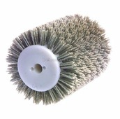 Щетка, ф100х120мм ,нейлон, К60,д9741, ддерева, стали, алюминия Makita (P-04422)