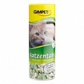 Витаминное лакомство GIMPET для кошек с морскими водорослями и биотином 20шт