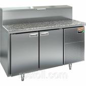 Стол для пиццы Hicold PZ2-11/GN (1/6) гранит