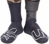 Неопреновые носки для подводной охоты Sargan Мечта Снегурочки 7 мм