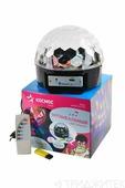 Светильник космос KOCNL-EL145_music музыкальный, в комплекте пульт+флеш-карта, Bluetooth