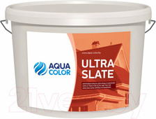 Краска AquaColor Ultra Slate