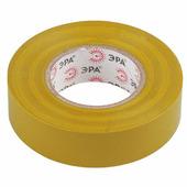 ЭРА ПВХ-изолента 19мм*20м желта