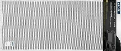 Сетка для защиты радиатора Rival, универсальная, 100 х 40 см, R16, цвет: черный