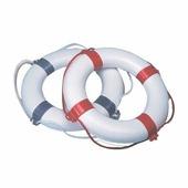 Круг спасательный для прогулочных судов красно-белый TREM ORCA 57 x 34 см