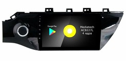 Штатная магнитола Roximo S10 RS-2312 для KIA RIO K2 2017 (Android 9.0)