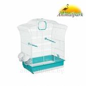 Клетка Voltrega для птиц 649B, белый